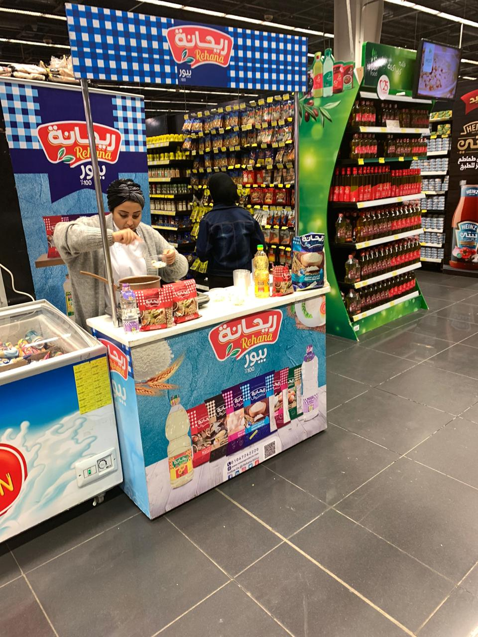 New Tasting Event at Spinneys Mall of Arabia