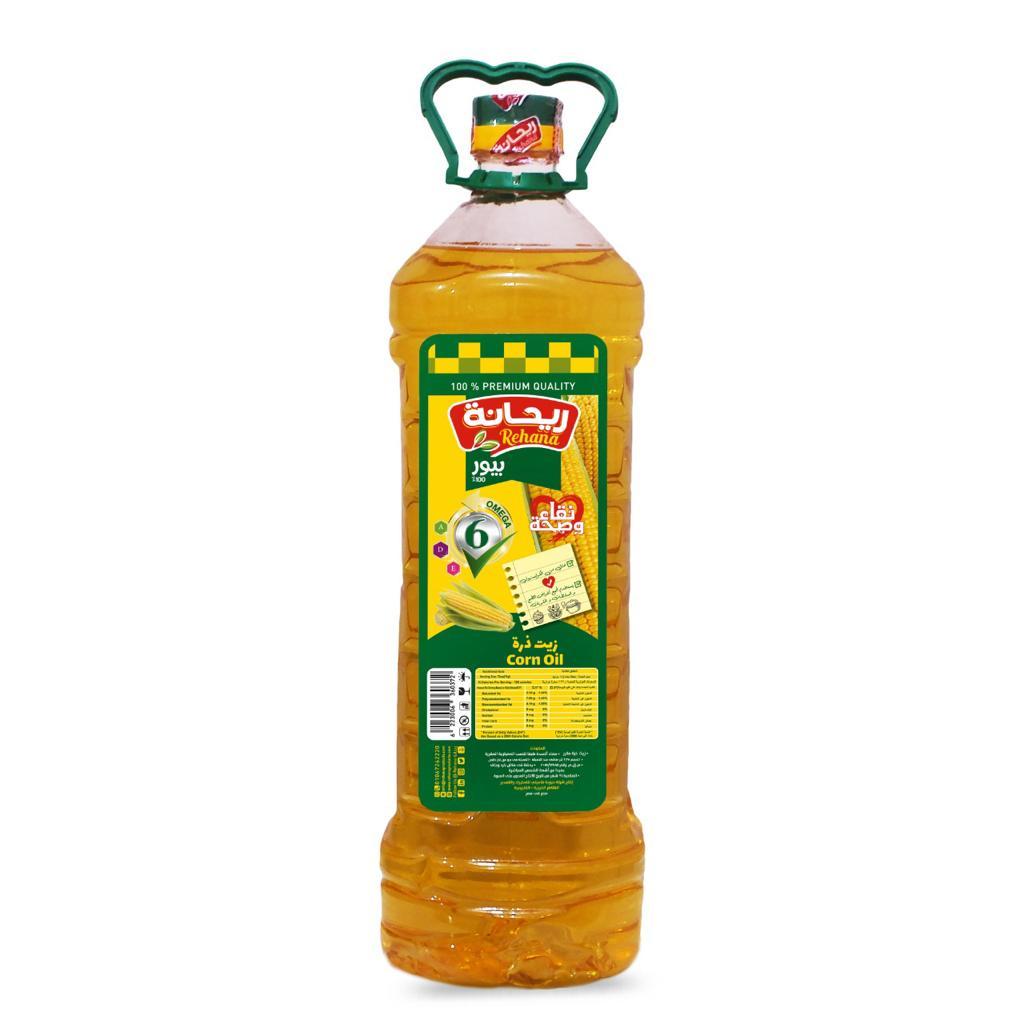 Corn Oil 2.3 liter