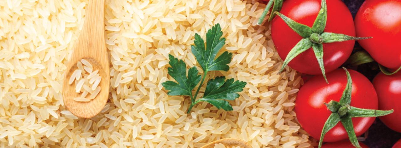 Golden Basmati Rice Thailand