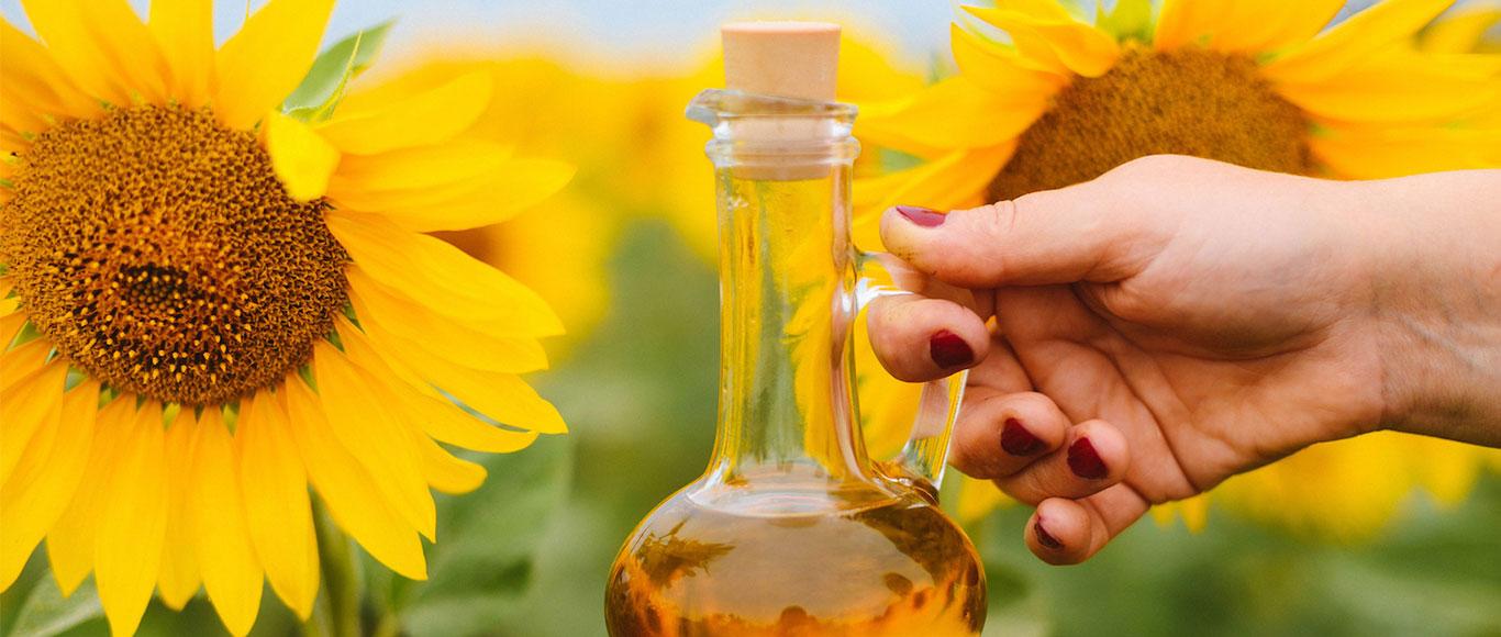 Sunflower Oil 0.9 liter