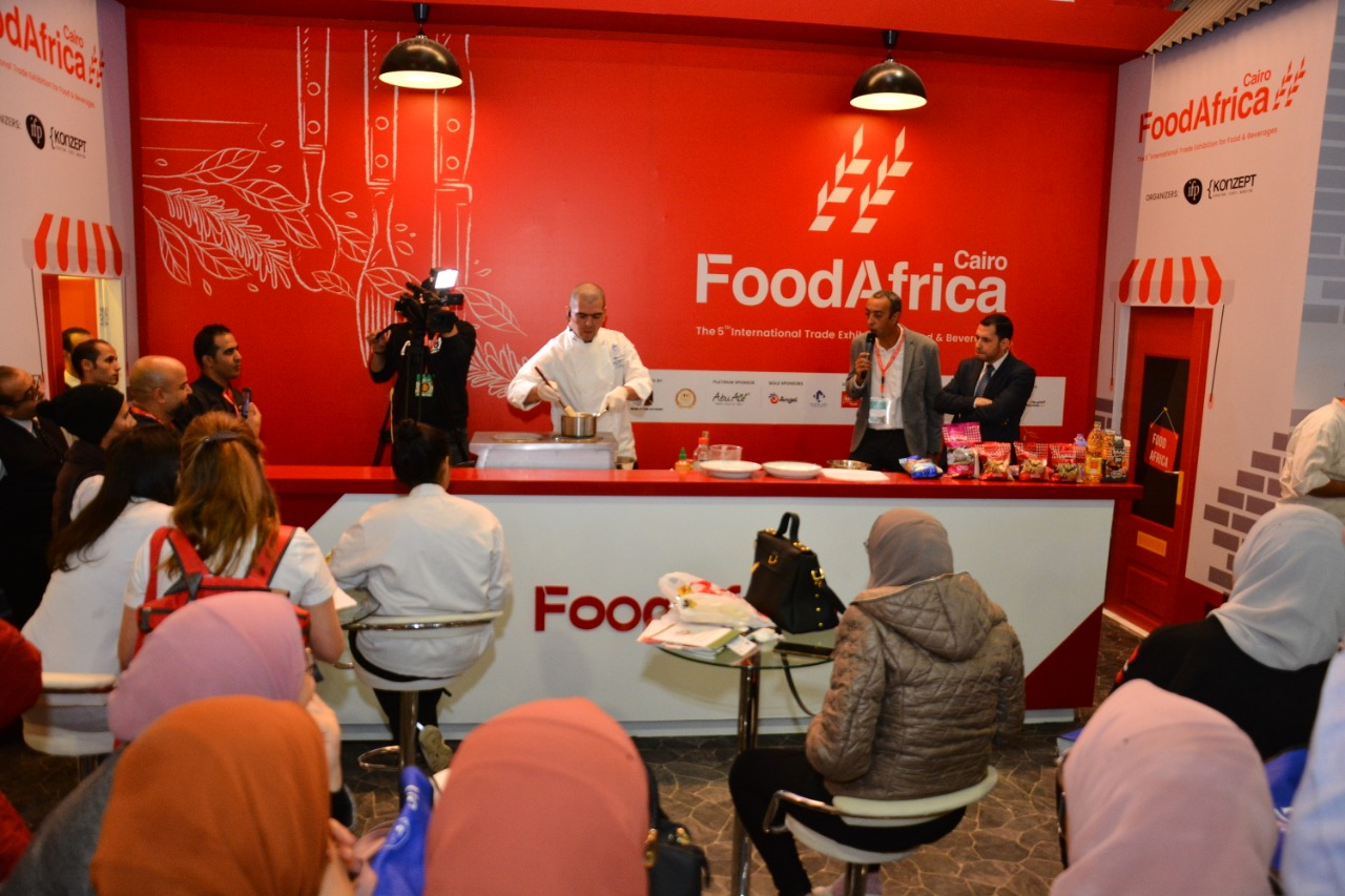 Food Africa exhibition 2019