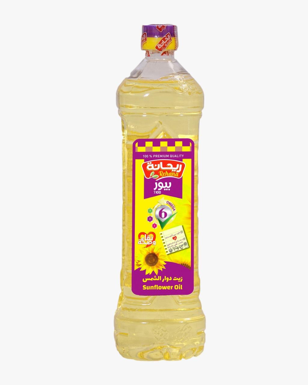 Sunflower Oil 900 ml