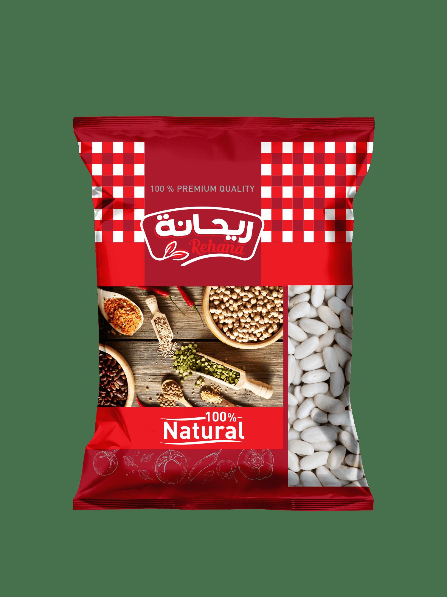 White Beans(Fasolia) 500 gm